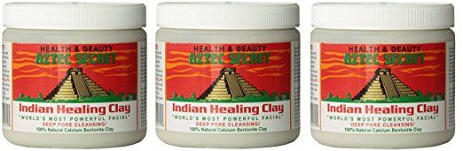 Aztec Secret JzrNUV Indian Healing Clay Deep Pore Cleansing, 1 Pound (3 Pack) Review