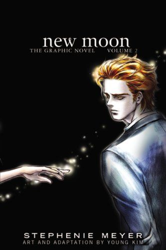 New Moon: The Graphic Novel, Vol. 2 (The Twilight Saga) by Stephenie Meyer,http://www.amazon.com/dp/0316231886/ref=cm_sw_r_pi_dp_viS1sb02S2776GSF