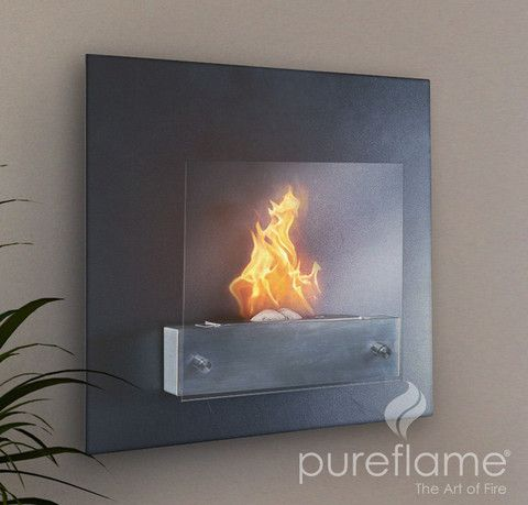Serafin Ethanol Biofuel Fireplace (On Sale NOW! Only $499)