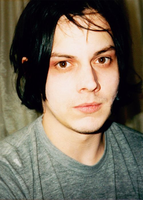 I know I'm a weirdo, but you girls can keep Channing Tatum and Ryan Gosling. I'll take Jack White.