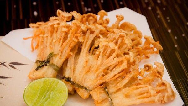 5 Alasan Inilah Yang Membuat Jamur Enoki Harus Ditarik Dari Peredaran Jamur Makanan Minuman Makanan