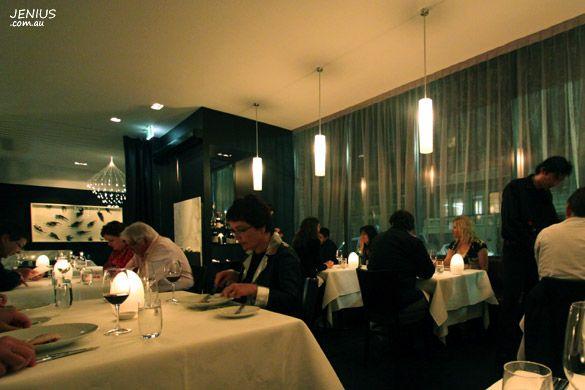Marque Restaurant, Sydney