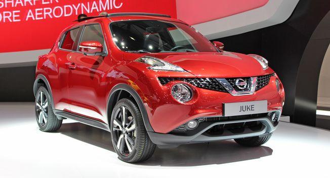 2015 Nissan Juke Mpg