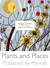 Angie Lewin:'Plants and Places'  I've recently bought this inspiring book. Great insight to conceptual process