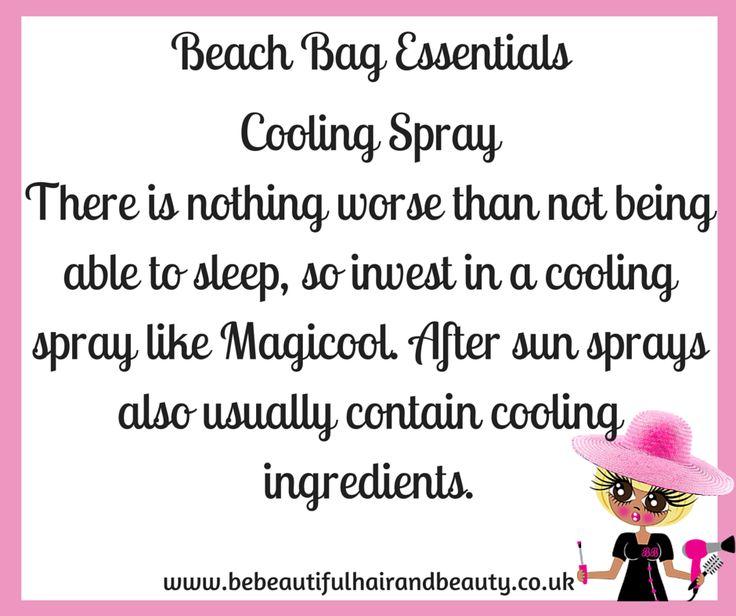 Summer Beach Bag Essentials Tip #8