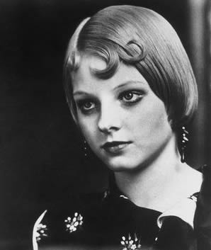 Jodie Foster - Bugsy Malone. I had quite the crush on Talulah when I was 8.