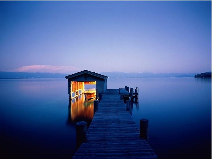 Lake Tahoe (Nevada, USA)