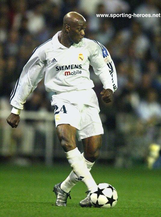 Claude MAKELELE Real Madrid