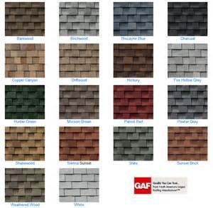 Timberline Architectural Shingles Colors Decorating - The Best Image Search