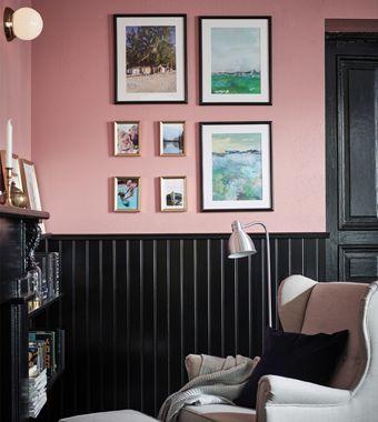 Die besten 25+ Malvenfarbenes Wohnzimmer Ideen auf Pinterest - coole wohnzimmer ideen