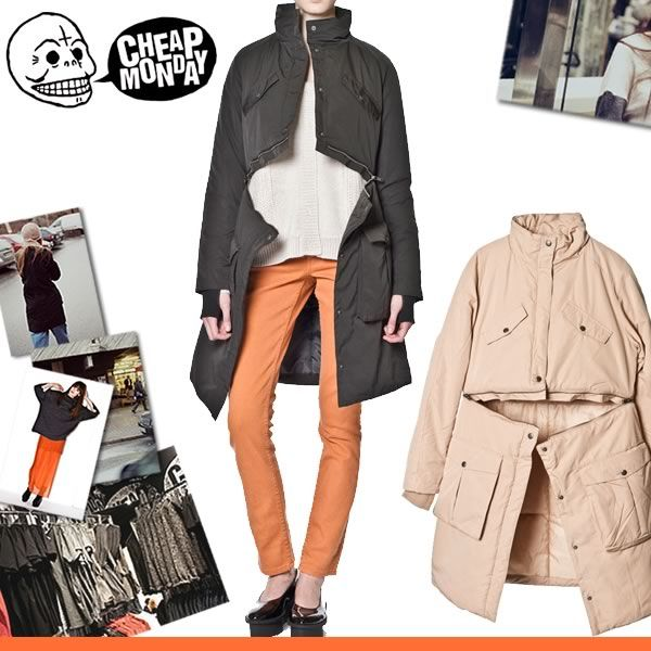 CHEAP MONDAY チープマンデー  Hiromi Jacket