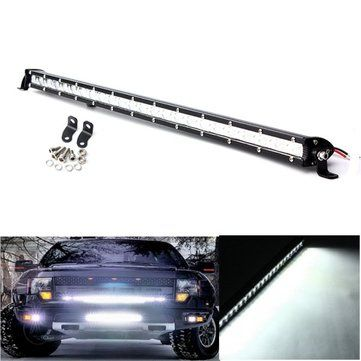 Only US$46.99, buy best 25inch 57W LED Work Light Bar Spot Flood Combo Beam Lamp For Driving Offroad SUV ATV Truck sale online store at wholesale price.US/EU warehouse.