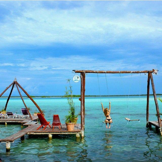 Gulf Of Mexico Vacation Spots In Texas: Bacalar Lagoon, Chetumal, Mexico