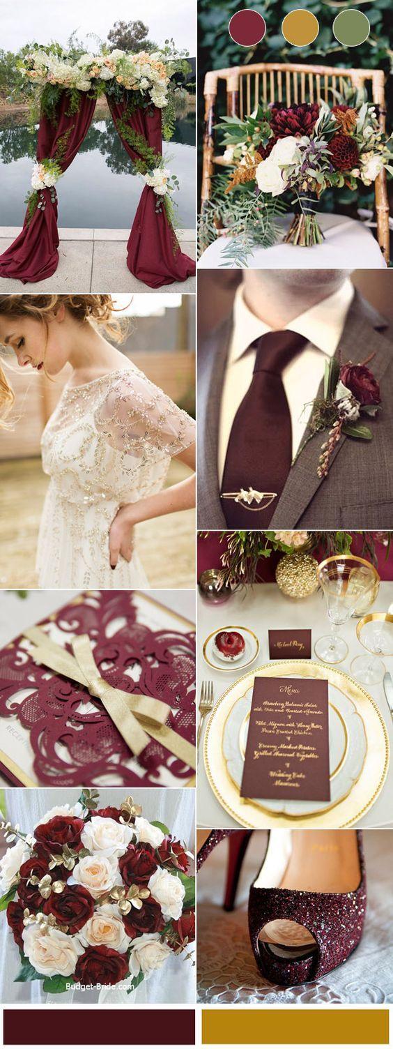 De 10 Basta Ideerna Om Gold Wedding Colors Pa Pinterest