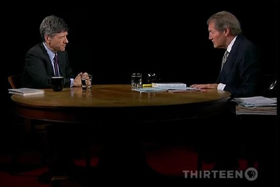 TOP PIN, Must watch! Charlie Rose interviews Jeffrey Sachs, Senior UN advisor & Dir./Earth Institute. - on #Climate Change, sustainable development, floods, droughts, income inequity, global conflict, extreme weather, arctic melt, economics, capitalism, climate deniers, politics, renewables, and more. Perhaps the best interview ever on Climate Change Challenges. charlierose.com (NOTE; see Min.5:15, on, re. climate discussion)