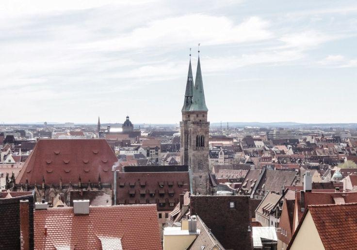 "St Sebald's Church, Nuremburg. Read ""Easter in Germany: Bavaria"", on my short story blog."