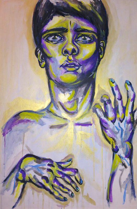 Paintings - ZarharaSpring