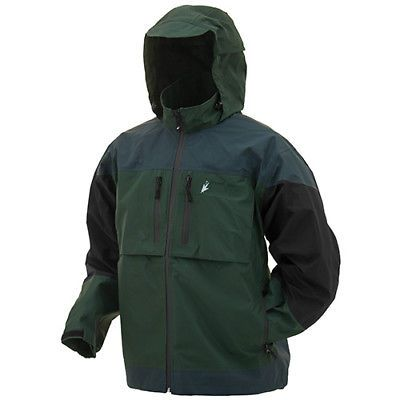 Jacket and Pants Sets 179981: Frogg Toggs Anura Toadz Rain Jacket Green Slate Black Small Nt65120-10977Sm -> BUY IT NOW ONLY: $79.95 on eBay!