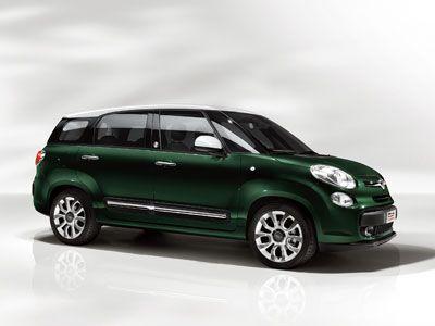 Fiat 500L MPW (2013)