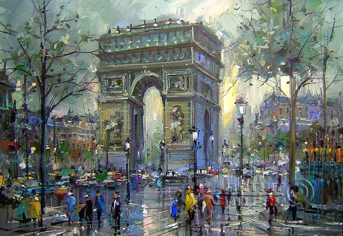 impressionist paintings   Oil paintings for sale ...