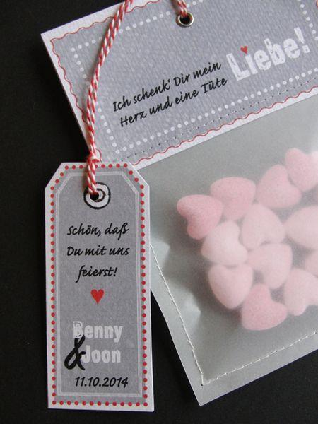 """""""Ich schenk' dir mein Herz und eine Tüte Liebe""""    ja, ich weiß: Liebe kann man nicht kaufen...! Oder etwa doch?    Hier gibt's Liebe tütenweise!  ..."""