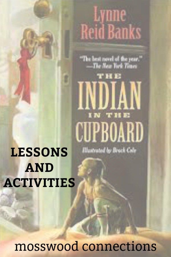 The Indian And The Cupboard Lesson And Activities Mosswood Indian In The Cupboard Literature Unit Studies Book Study