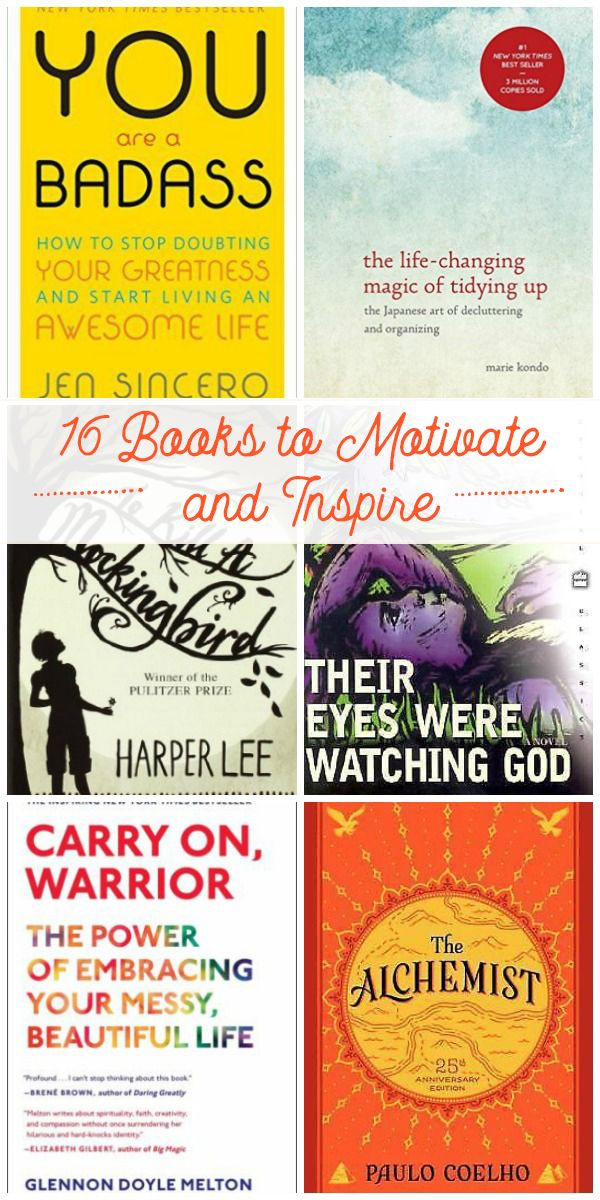 25+ best ideas about Motivational books on Pinterest ...