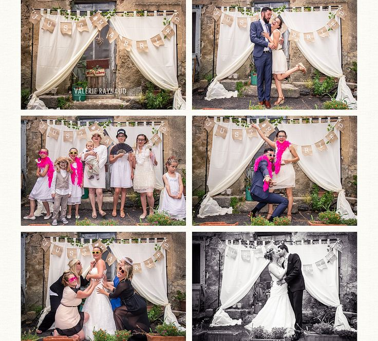 Valerie raynaud photographe mariage nimes montpellier gard for Idee deco retro chic