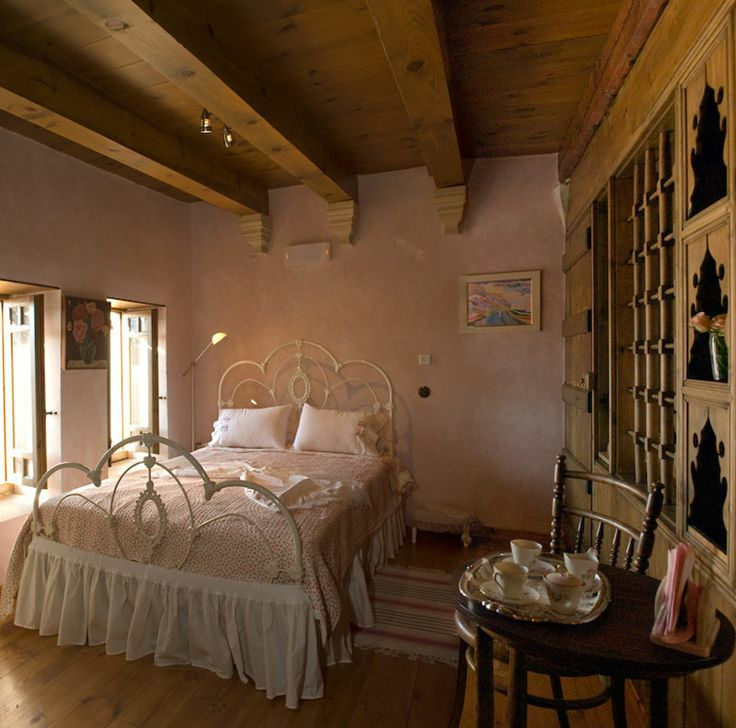 www.anassa-crete.gr Anassa Historical House  #villa #historical_house #crete #rethymno #greece #vacation_rental #private #luxurious_accommodation #holidays #summer_in_Crete #bedroom