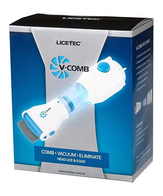 V-Comb Head Lice Comb