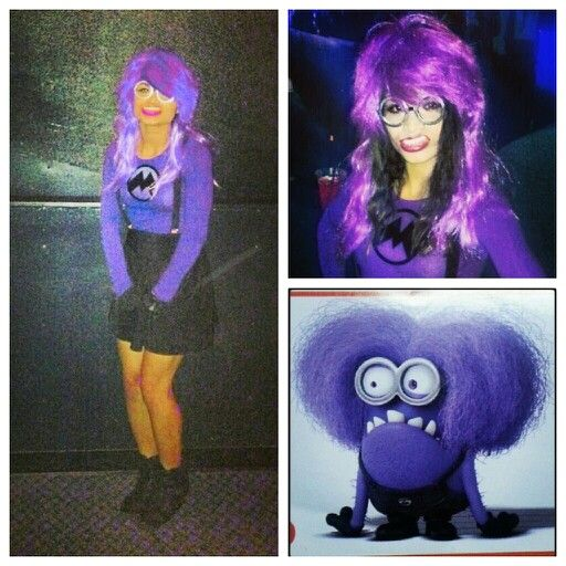 The 25+ best Evil minion costume ideas on Pinterest ...