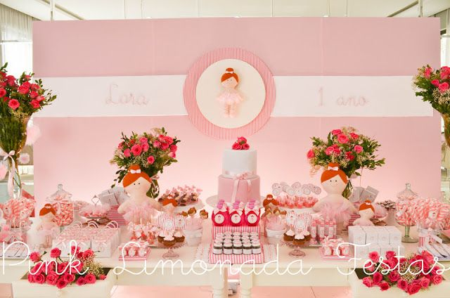 Pink Limonada : Festa das Bailarinas!