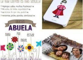Ya se acerca el Día de las Madres. ¿Ya tienes el regalo de tus hijos para las abuelas de la familia? Mi mamá y mi suegra...