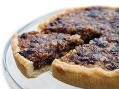 Ecclefechan Tart ~ Quite simply a rich, dried fruit filled, sweet tart from its namesake, the village of Ecclefechan in the Dumfries and Galloway region of southern Scotland. The tart is also known as Border Tart, which is lovely but not as endearing as Ecclefechan.