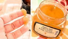 Ce qui arrive lorsque vous vous lavez le visage avec du miel