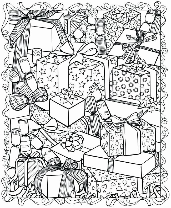 Printable Coloring Sheets Christmas Free Navchannya Rizdvo Malyuvannya