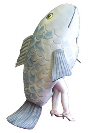 94 best images about ball mascot costume on pinterest for Puffer fish costume