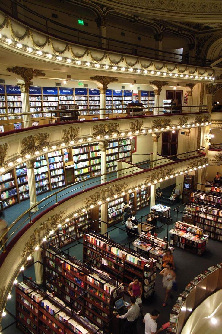 El Ateneo Grand Splendid - Librería en Recoleta