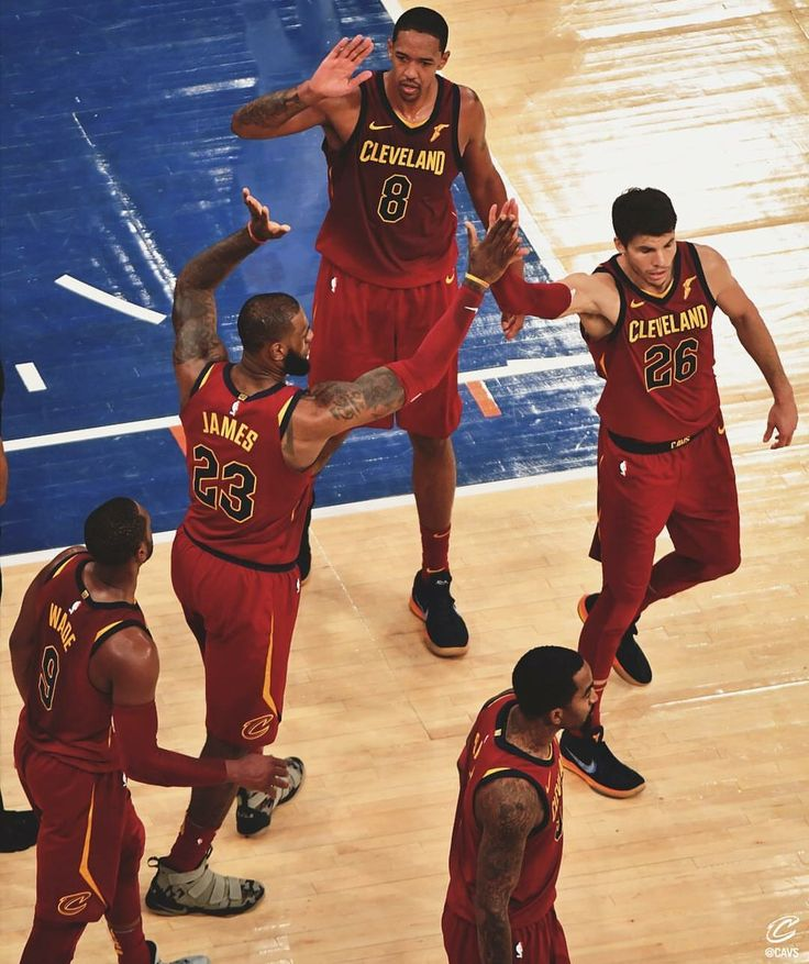 Cleveland Cavaliers win against the New York Knicks