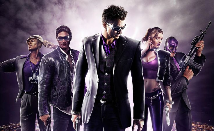 27 Saints Row: The Third HD Wallpapers | Backgrounds - Wallpaper Abyss