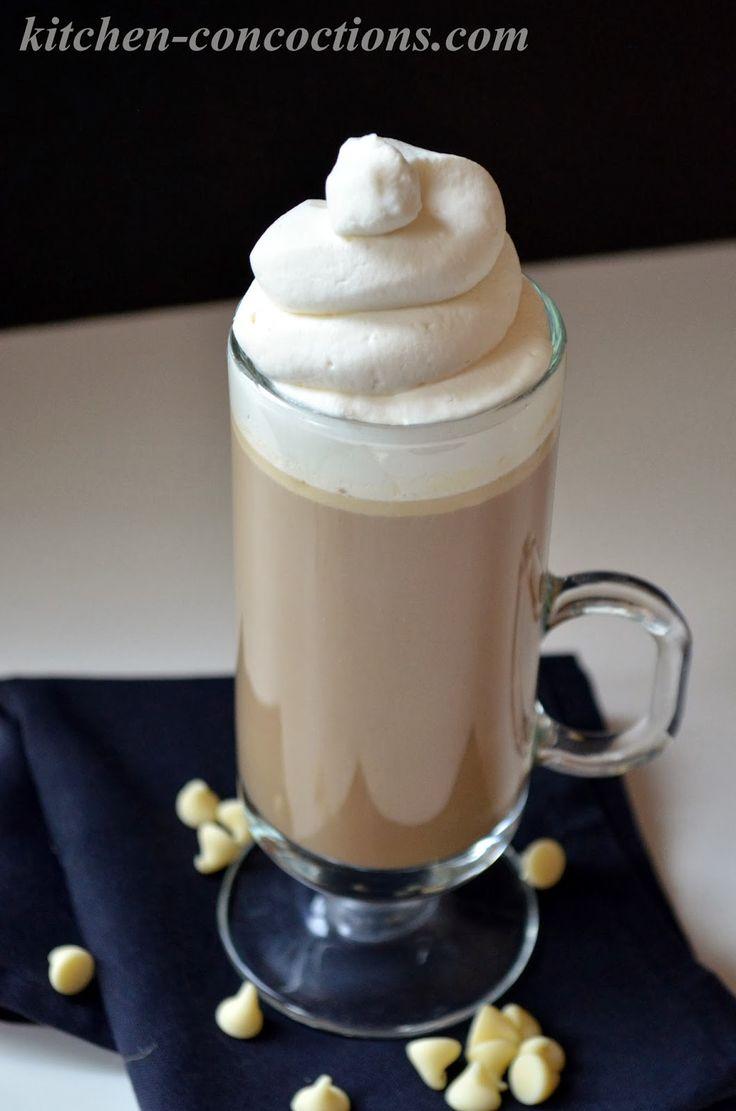 The 25+ best Starbucks white chocolate mocha ideas on Pinterest ...