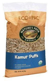 Natures Path Organic Millet Puffs