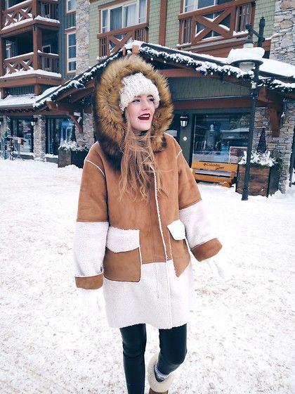 Get this look: http://lb.nu/look/8935806  More looks by Sydney Hoffman: http://lb.nu/user/159491-Sydney-H  Items in this look:  Zara Winter Coat   #casual #winterstyle #wintercoat