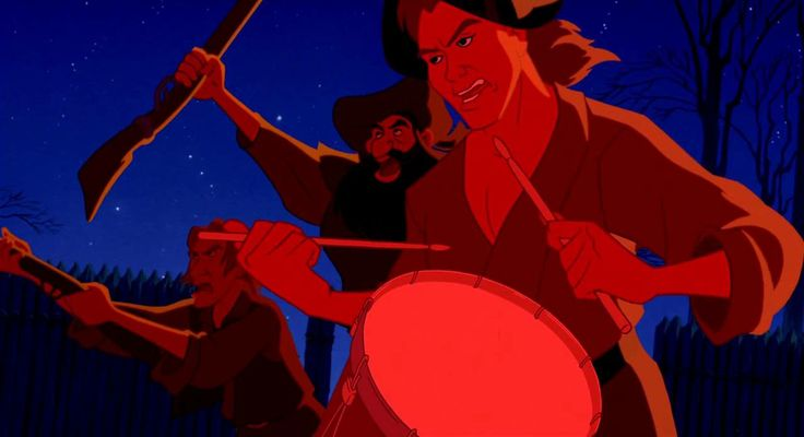 Pocahontas Savages HD 720p