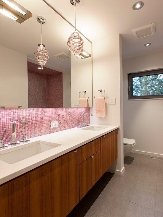 Die besten 25+ Decoração banheiro rosa Ideen auf Pinterest - badezimmerausstattung
