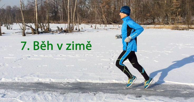 7. Běh v zimě