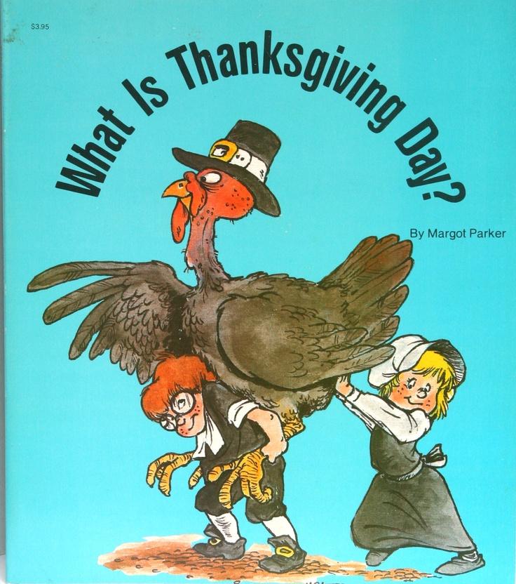 60 best Children\'s Books - Thanksgiving Day images on Pinterest ...