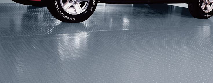 12 best images about garage flooring on pinterest coins - Dalles vinyle adhesives pas cher ...