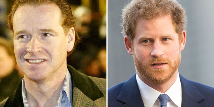 James Hewitt Addresses Rumors That He Is Prince Harry's Father