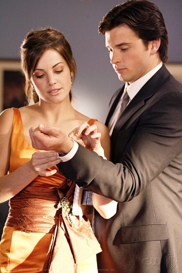 Smallville - Loise Lane and Clark Kent